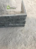 صوان سوداء رقيق حجارة قشرة لأنّ جدار [كلدّينغ]