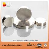 N40 постоянный сильный неодимовый магнит диск