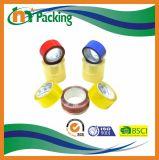 Cinta adhesiva impresa de encargo de alta resistencia del embalaje