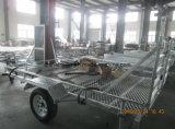 De kleine Aanhangwagen van /Utility van de Aanhangwagen van /ATV van de Aanhangwagen van de Auto met Rem