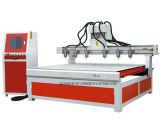 Multi Spindel-Holzbearbeitung CNC-Fräser 1325 für Stich-Tür, Küche, Form, Beine
