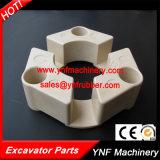 Motor-Schwungrad der Motor-Laufwerk-Kupplung-CF-H-16 zur Hydraulikpumpe-Kupplung