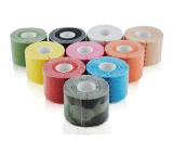 Kleurrijke Katoenen van 100% Elastische Band Kinesio (hs-360)