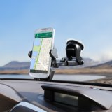 Suporte fácil da montagem do carro do toque 2 da montagem do carro do telefone móvel um para o iPhone X 8/8s 7 7 6s positivos mais 6s 6 a galáxia S8 do SE Samsung mais S8 a nota 8 5 da borda S7 S6