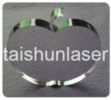 Corte a Laser de CO2 para Applique/pano/couro/Madeira/Acrylic