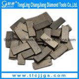 Ferramenta de segmento de diamante para granito Fabricante