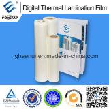 極度の結合のデジタル印刷(35mic光沢)のための熱ラミネーションのフィルム