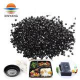 プラスチック添加物の健康/Food -等級のHDPE PPの樹脂の黒Masterbatch