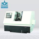 De Precisie CNC Lathe&#160 van de Hoge snelheid van het Wiel van de legering; Machine CK-40L
