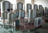 5000L Sistema de sacarificación de cerveza Cerveza Jinan equipos Cervecería Industrial de la máquina