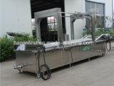 Macchinario di frittura automatico continuo industriale della friggitrice della macchina per le patate fritte