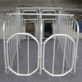 ブタの飼料の電流を通された鋼鉄塀