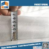 Ressort hélicoïdal Pocket de sofa, nous ressorts de poche de coussin de sofa de qualité de Suppling