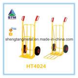 Caminhão de mão Foldable de múltiplos propósitos do metal (HT4024)