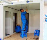 Camera prefabbricata del contenitore di storie Multi- flessibili per l'hotel, reparto, ufficio provvisorio, casa vivente