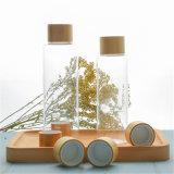 Kosmetisch maak omhoog tot Verpakkend Bamboe Kosmetische Fles, de Fles van de Shampoo, de Fles van het Bamboe