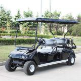 Vehículo eléctrico del golf de 4 asientos para la venta con el certificado Dg-C4 del Ce de la fabricación de Asia