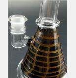 Farben-Wasser-Rauch-Gewehr-bereiten Glaswasser-Rohr des Filters auf