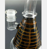 La couleur de la fumée de l'eau tuyau Tuyau de filtre à eau en verre à recycler
