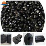 Nero di carbonio di plastica di prezzi delle materie prime Masterbatch per il tubo