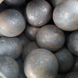 Niedriger Abnützung-Verlust geschmiedete reibende Stahlkugeln für Kugel-Tausendstel