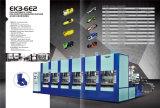 Machine van de Injectie van de Pantoffel van de Schoen van EVA de Nieuwe Ontwerp Geavanceerde