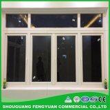 UPVC Windows chinois qualifiés pour les bâtiments
