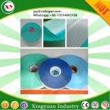 PP 기저귀 만들기를 위한 접착성 옆 테이프 제조