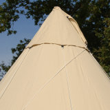 Glamping Teepee-indisches Zelt Glamping indisches Hochzeits-Zelt