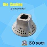 주문 OEM 알루미늄 LED 램프 정착물