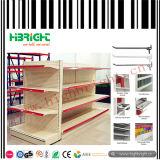 Гондола Shellving шкафа полки индикации супермаркета металла