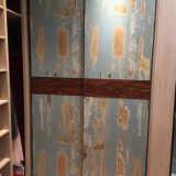 Welbom Latested festes Holz-Garderoben-Entwurf