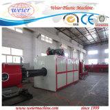 Chaîne de production de expulsion de machines de pipe en plastique de PE de LDPE de HDPE