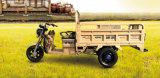 전기 세발자전거 1.6m 호퍼 두 배 시트 전기 화물 Trike