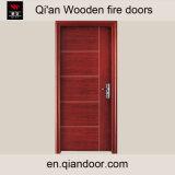 Дверка топки Veneer Zebrano деревянная