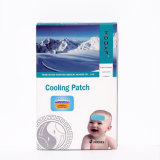 La réduction de la fièvre Cooling Gel Patch