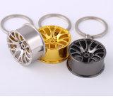 創造的なパーソナリティー自動車部品の金属の車輪のKeychainの昇進のギフト