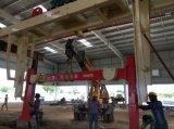 Les cendres volantes ou de sable avec machine à fabriquer des blocs AAC Service outre-mer