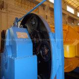 Máquina empacotada aérea da fabricação do cabo de fio
