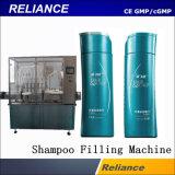 Plastikflaschen-füllende und mit einer Kappe bedeckende Maschine des Shampoo-100ml