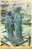 Marbre Notre Dame de Grace Vierge Marie Statue Catholique