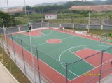 Piscina Professional Piso Baskestball PVC fabricados na China