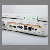 Scanner portatile di ultrasuono di Doppler di colore del computer portatile di prezzi di commerci all'ingrosso 4D con 128elements (YJ-U200)