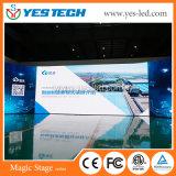 Yestech 실내 P2.84 HD 영상 LED 스크린