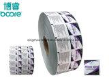 Het Document van de Folie van het aluminium voor Lence veegt Verpakking af