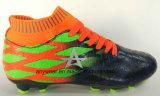 Футбольной обуви Flyknitting верхней колодки открытый футбол чехлы (174 S)