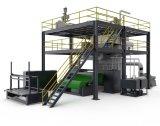 Venta caliente Spunbond de haz único tejido sin tejer que hace la máquina Línea de producción de Nonwoven