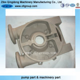 China-Gießerei-Sand-Gussteil-Metallgußteile für Industrie mit der maschinellen Bearbeitung