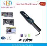 Borrar la alarma acústica del cuerpo del escáner de mano del detector de metales para el Sistema de Verificación de control de acceso de seguridad útil