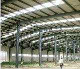 사우디 아라비아는 강철 구조물 창고를 조립식으로 만들었다